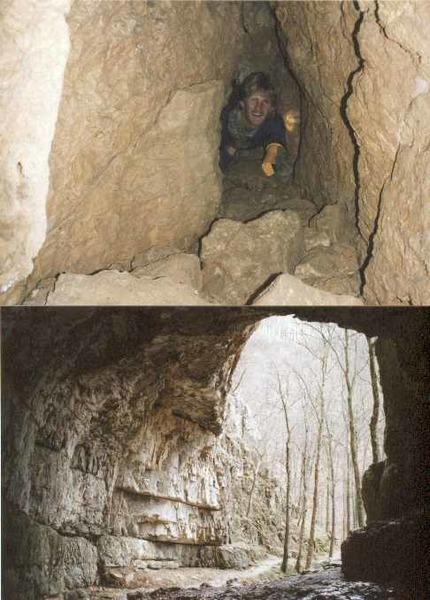 Falkensteiner Höhle,- auch schon mal drin gewesen?