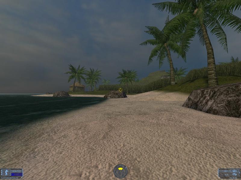 Ghost Recon - Screenshot 1 (1600x1024)