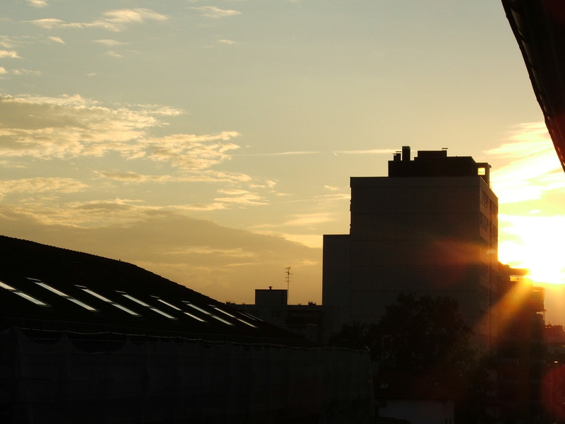 Sunset Scene (Offenbach)