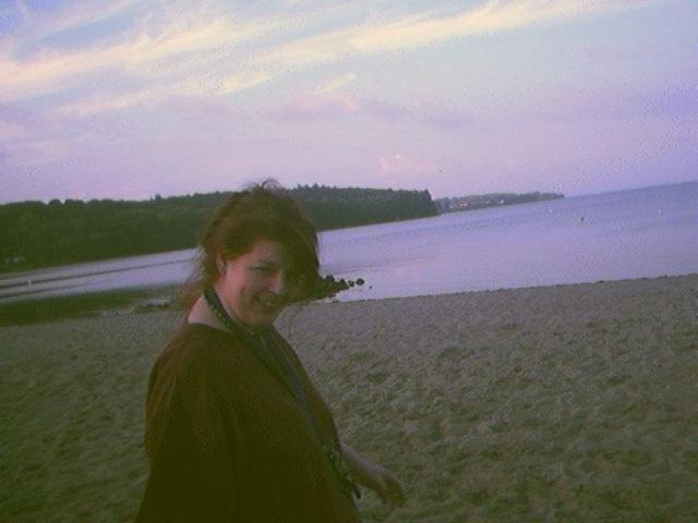 4 Am Strand 04.06.2004