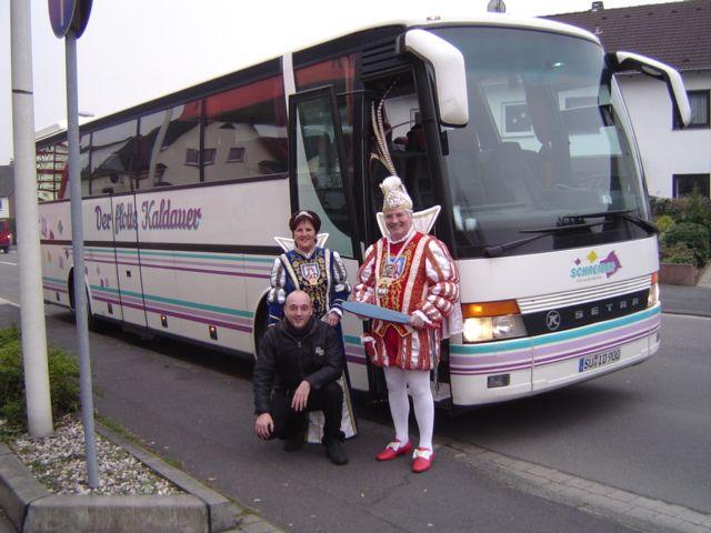 Siegburg-Prinzenpaar
