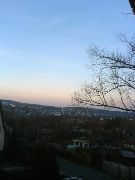 Meine tollen Hügelchen *g* (na net meine !!die in der Landschaft) (auch Schneeberg)