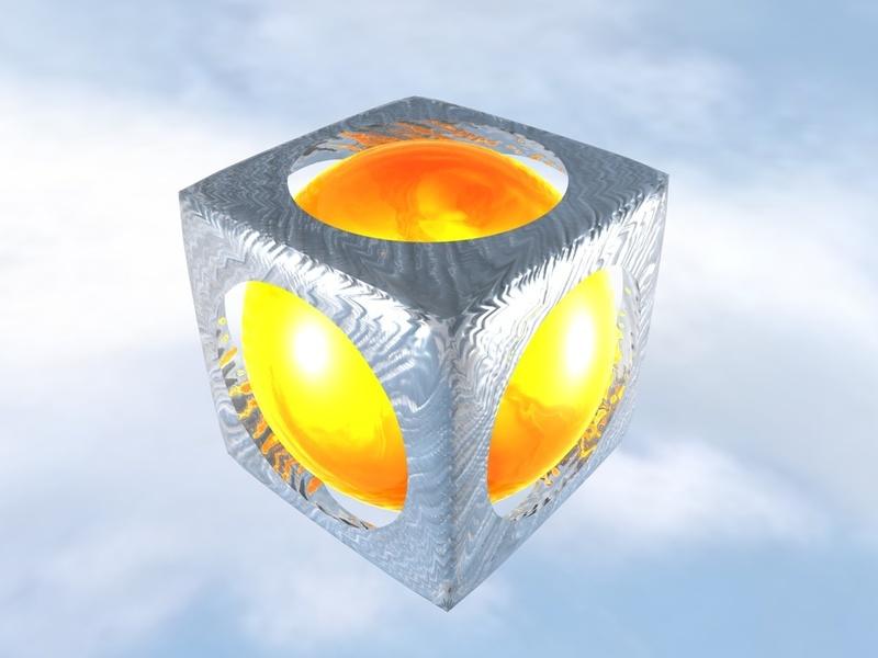 Boole-Cube