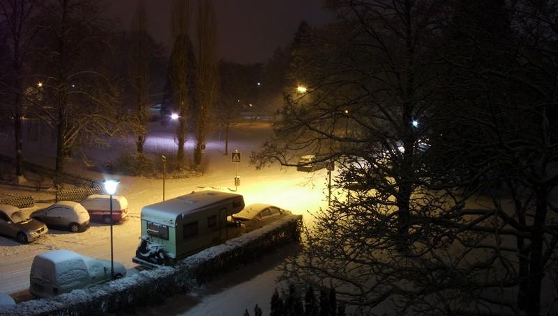 Nachtfoto Demo