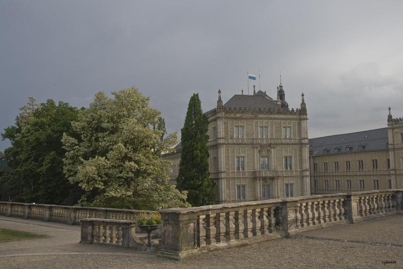 Schloß Ehrenburg in Coburg