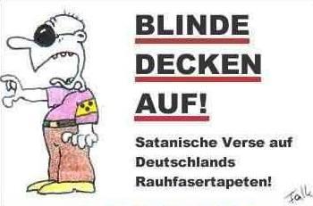 Blinde decken auf
