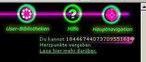 Herzpunk-Queen im WWW :)