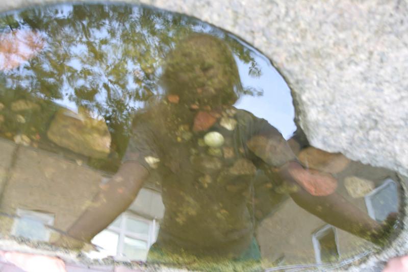 Wasserspiegelung 1