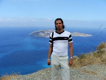 Bei der Mirabelo-Bucht (11.09.2005)