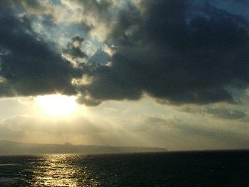 Lichtspiele des Mittelmeers