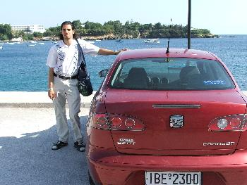 In Agios Pilagios (12.09.2005)