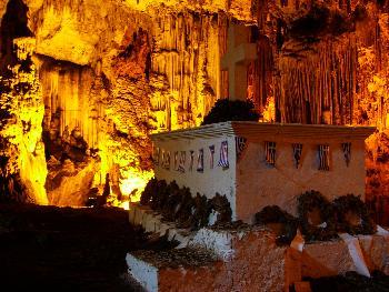 Gerontospilios (Melidoni-Höhle)
