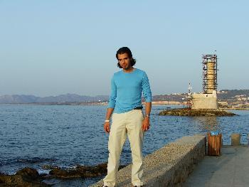 Im Hafen von Chania (12.09.2005)
