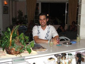 Letzter Abend an der Bar (13.09.2005)