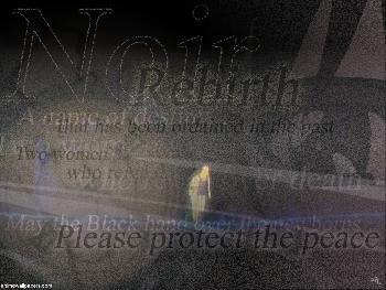 Noir: Wallpaper