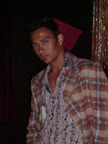 Mein Lieblingsanimateur 2004 :) ... Atakan/Ati |  Türkei