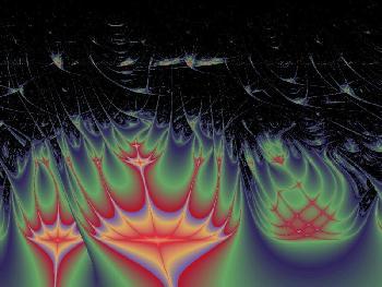 Under the ocean - Fraktal