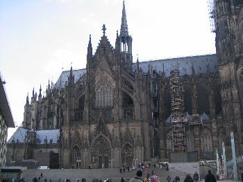 Die Heimreise :-( und der Kölner Dom