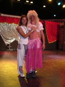 Das soll Shakira sein lol* ... Türkei | 2004