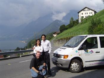 Schweiz-Vierwaldstättersee