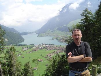 Schweiz-Lungerersee