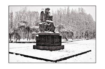Statue #1