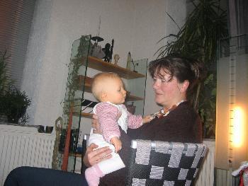 Ma und meine Süße