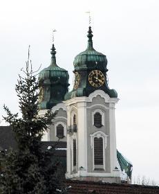 Lindenbergs Wahrzeichen - St. Peter und Paul
