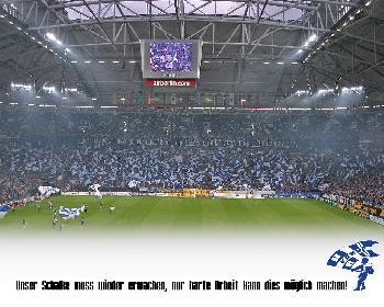 Schalke Choreo Bielefeld
