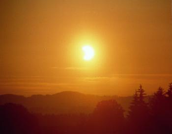 Teilfinsternis Sonne 2003