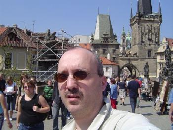 Tschechien-Karlsbrücke-Prag