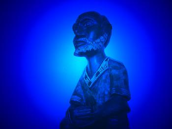 Voodoo Skulptur Haiti