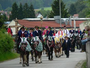 Pfingstritt 2006 Bad Kötzting