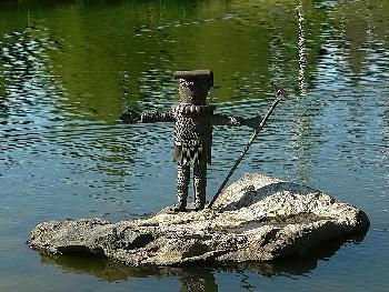 Männlein im Wasser
