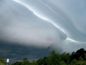 meer:wind: Shelfcloud