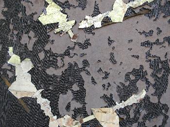 Wandstruktur Komposition
