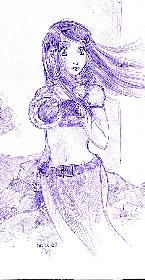 01.08.05 - Fantasy - Das Mädchen Silver