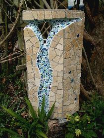 Mosaikquellstein