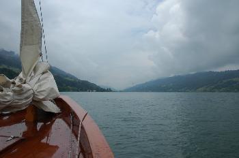 Alpsee 19 (noch ein letzter Blick zurück über den See)