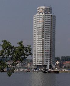 Wikingerturm in Schleswig