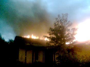 Bilder vom Feuer