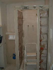 30.05.2004 - dusche aus glasbausteinen