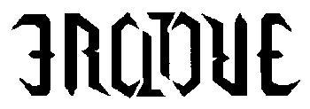 Das Wort IRCLOVE als Ambigramm