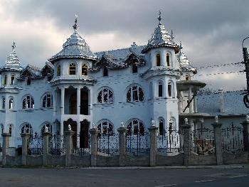 Haus nach Zigeuner Art