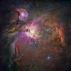 Orion Nebel/ Ich hab den lieben Gott gefunden! :-)
