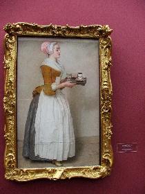 Das Schokoladenmädchen, Gemäldegalerie alter Meister, Zwinger