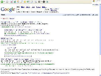 Google kennt IRCLOVE