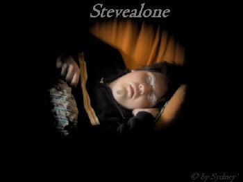 Stevealone total fertig! (Weihnachten 2006 in Flensburg)