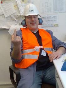 Bob der Baumeister! *grins*