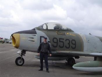 Berlin- Flugzeugmuseum.